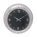 18 x 18-Inch Metal Wall Clock