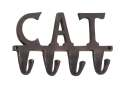 12 x 7-Inch Aluminum Cat Hook