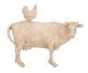 14 x 12-Inch Polystone Stacking Animals