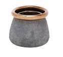7 x 5-Inch Ceramic Vase