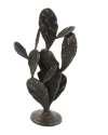 7 x 13-Inch Metal Cactus Decor