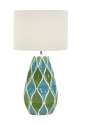 27-Inch Ceramic Table Lamp