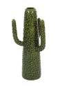 8 x 20-Inch Ceramic Cactus Vase