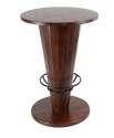 28 x 40-Inch Wood Bar Table