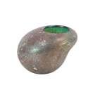 9 x 6-Inch Glass Vase