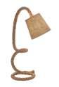 29-Inch Metal Rope Task Lamp