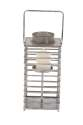 7 x 13-Inch Metal Lantern