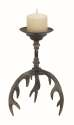 8 x 12-Inch Metal Candle Holder
