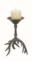 6 x 9-Inch Metal Candle Holder