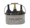 13 x 7-Inch Metal Wine Bucket