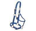 3/4-Inch Blue Original Adjustable Chin & Throat Snap Halter