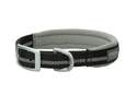 Terrain D.o.g. 3/4 x 17-Inch Black Reflective Lined Dog Collar
