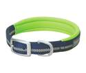 Terrain D.o.g. 3/4 x 15-Inch Navy Blue Reflective Lined Dog Collar
