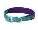 Terrain D.o.g. 3/4 x 19-Inch Teal Reflective Lined Dog Collar