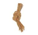 1/8 x 72-Inch Chestnut Alum Tanned Leather Lace