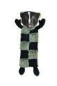 18-Inch Fur Realz Skunk Squeaker Mat Pal Plush Dog Toy