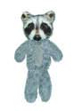 22-Inch Fur Realz Raccoon Full Body Flattie Plush Doy Toy
