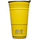 24-Ounce Yellow Stainless Steel Wyld Cup