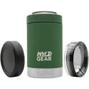 12-Ounce Matte Green Multi-Can Cooler
