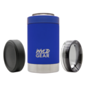 12-Ounce Royal Blue Multi-Can Cooler