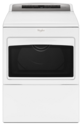 7.4 Cu. Ft. White Top Load Electric Dryer With AccuDry Sensor Drying Technology