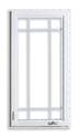36x48-Inch Fairfiled 80 Series Left Hand Casement Window