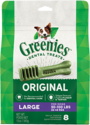 12-Ounce Pack Greenies Original Large Dog Dental Treats