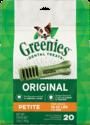 12-Ounce Greenies Original Petite Dog Dental Treats