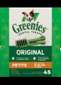 27-Ounce Greenies Original Petite Dog Dental Treats