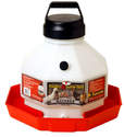 3-Gallon Plastic Automatic Poultry Waterer
