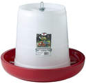 22-Pound Plastic Hanging Poultry Feeder