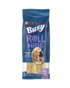 Busy Rollhide Dog Treat For Large Dogs, 2-Pack