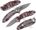Camo Scallion Knife