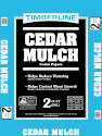 Sutherlands MULCH Cedar Mulch Aromatic 2cu Ft