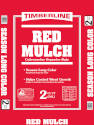 Sutherlands 40 Bag Red Colored Mulch 2 Cu Ft Bag