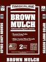 Sutherlands 1982 Brown Colored Mulch 2 Cu Ft