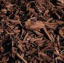 Suede Brown Hardwood Mulch, Per Scoop
