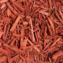 2 Cu. Ft. Bagged Red Mulch With Preen