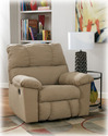 Signature Design By Ashley 1520125 Lakesha - Taupe Rocker Recliner