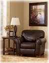 Signature Design By Ashley 3450120 Cabot DuraBlend - Canyon Chair