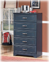 Signature Design By Ashley B103-46 Leo Five Drawer Chest