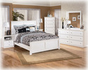 Signature Design By Ashley B139-31 Bostwick Shoals - White Dresser
