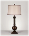 Signature Design By Ashley L207944 Oakleigh - Bronze Finish Metal Table Lamp (2/Cn)