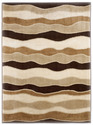 Signature Design By Ashley R228002 Medium Rug Frequency Toffee