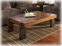 Signature Design By Ashley T875-1 Brockland - Medium Brown Rectangular Cocktail Table