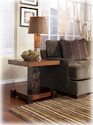 Signature Design By Ashley T875-2 Brockland Square End Table