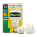 Sylvania/Osram 0304493 24w Cfl Bulb Soft-White Dimmable