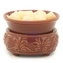 Candle Warmers Etc. CWDRK Red Rock Candle Or Wax Warmer