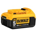 DeWalt DCB205 20v Max* Premium Xr 5.0Ah Lithium Ion Battery Pack