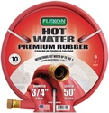 Flexon FAR3450 Hose 3/4x50 Hot Water Rubber